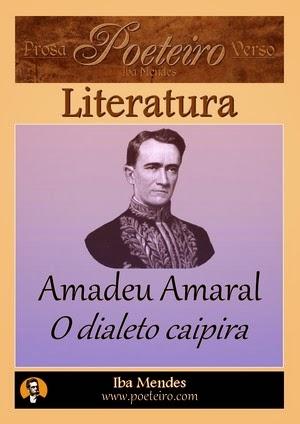 O dialeto caipira - Amadeu Amaral - Iba Mendes