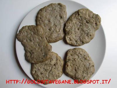 bistecca, Preparazioni di base, ricette vegan, Secondi, seitan, vapore,