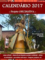 Calendário / Agenda OFICINATIVA 2017
