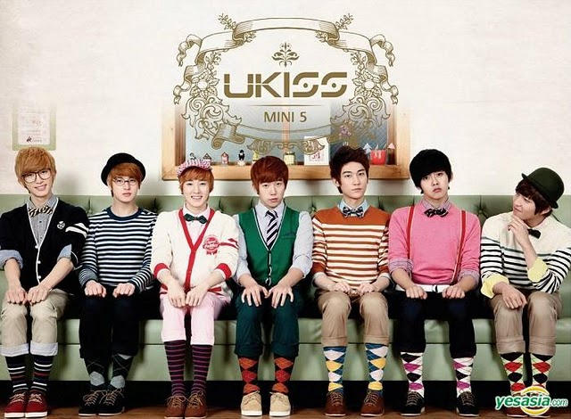 MBLAQ vs U KISS! U+kiss+0330