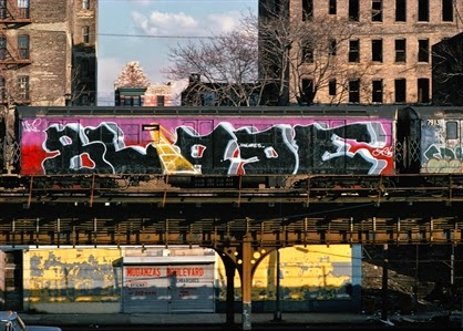 New York Graffiti subway hip hop 05