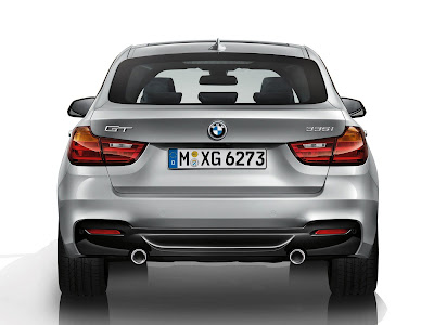 on Bmw 3 Series Gt Images Leaked Ahead Of Tomorrow   S Official Debut