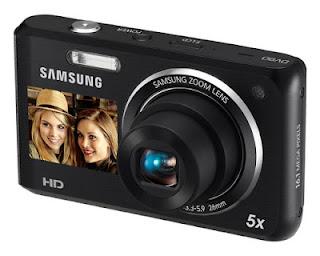 Aparat fotograficzny Samsung DV90 z Biedronki