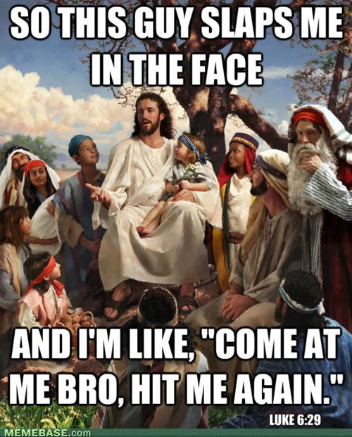 blogisattva jesus and irreverent religious humor