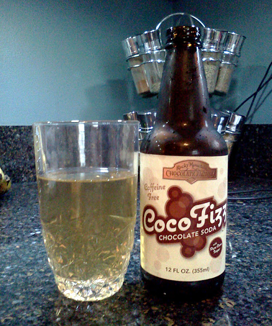 Coco Fizz Chocolate Soda