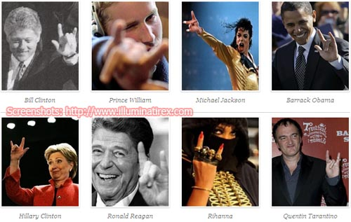 satan hand signals的圖片搜尋結果