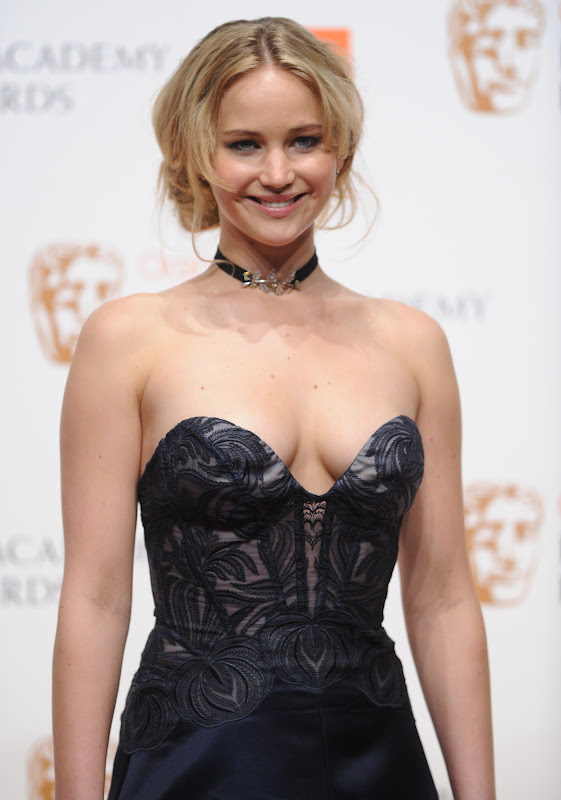 Jennifer Lawrence Breast