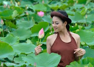Thai nha van lo nhu hoa 029 Trọn bộ ảnh Thái Nhã Vân lộ nhũ hoa cực đẹp