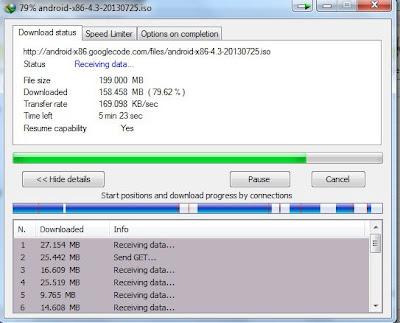 XL Gratis Internet unlimited [Update]