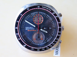 SEIKO CHRONOGRAPH UFO 5 SPORTS SPEEDTIMER - AUTOMATIC 6138