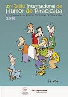 Selecionado - Tiras -  Salão Internacional de Humor - Piracicaba, SP (2010)