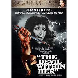 ORDER THE DEVIL WITHIN HER NOW! AKA : I DON'T WANT TO BE BORN!