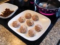 關東煮(3)-豆腐丸子