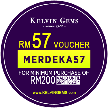 Kelvin Gems Jewellery Discount Code