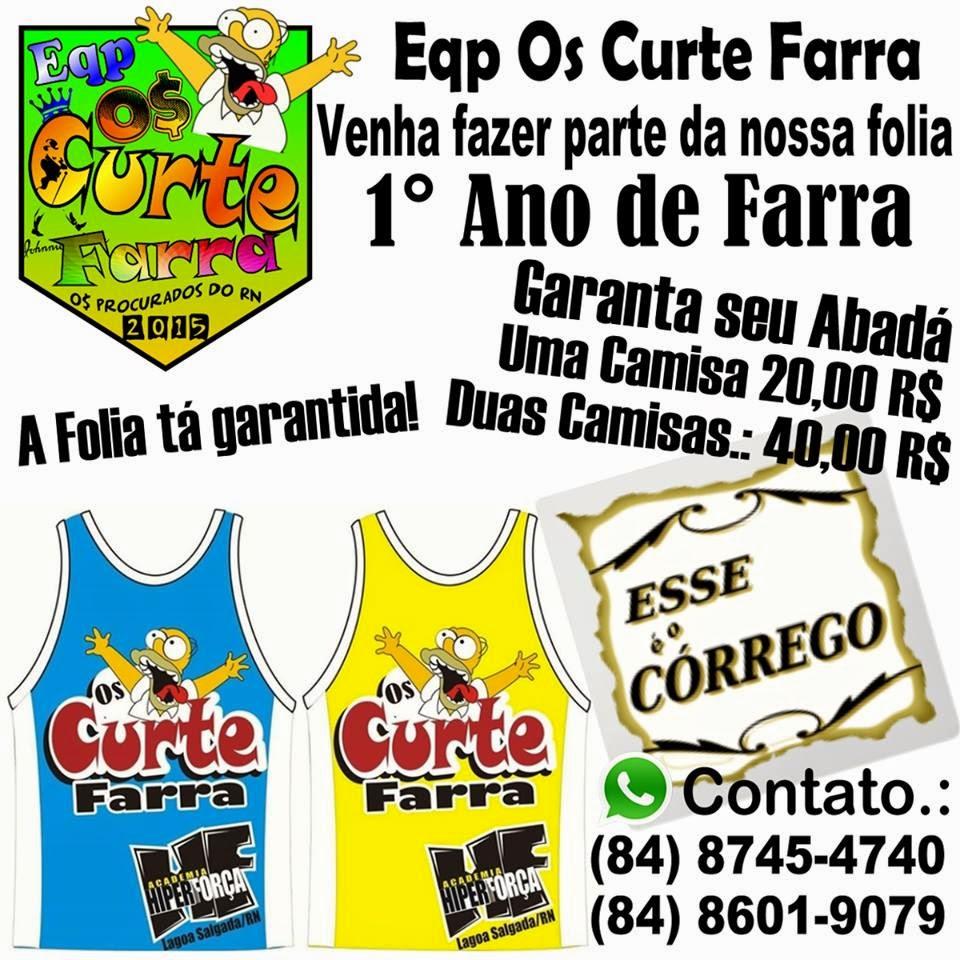 Os Curte Farra - Carnaval 2015