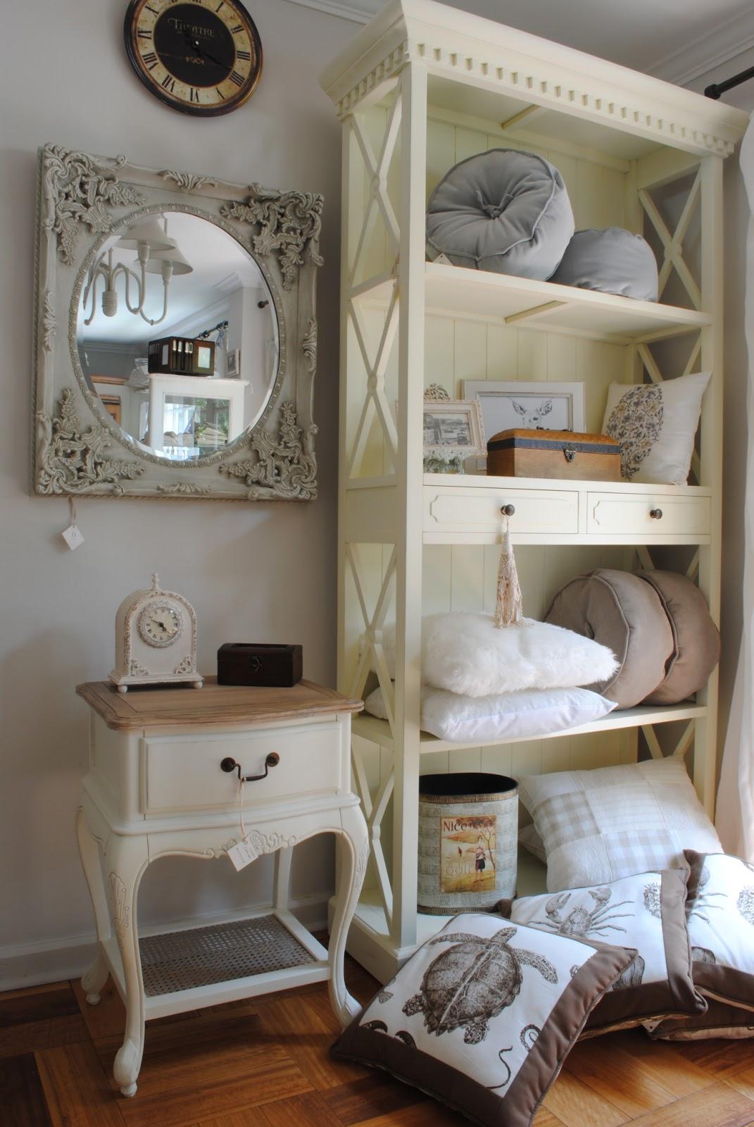 muebles provenzalblancosnormandolínea completa de muebles