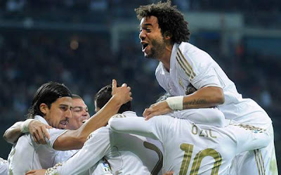 Real Madrid 4 - 1 Atletico Madrid (2)