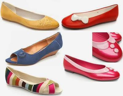 Model Sepatu Flat