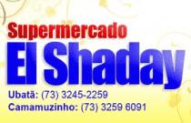 Supermercado El Shaday em Ubatã e Camamuzinho