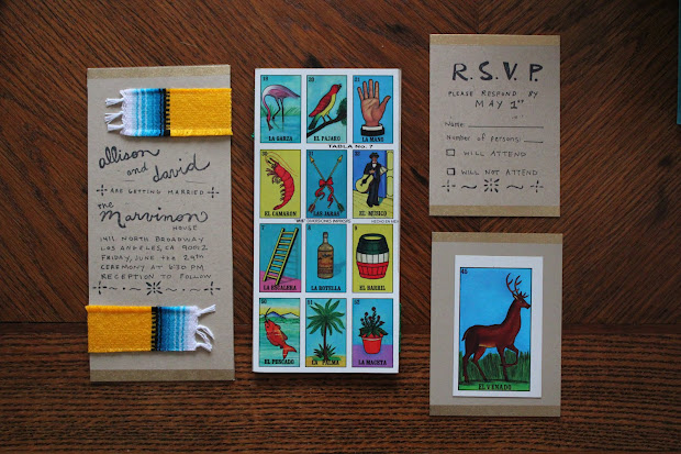 Loteria Diy Business Cards Year Of Clean Water