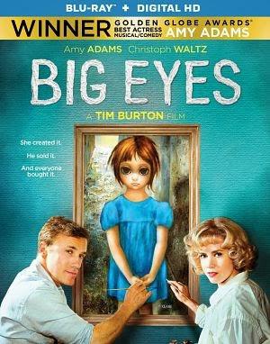 Big Eyes 2014 BRRip 480p 300mb ESub