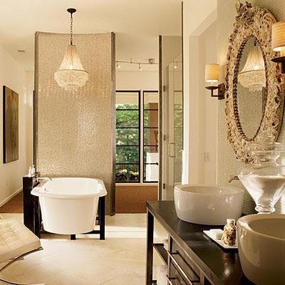 Inspiración para un baño de huéspedes