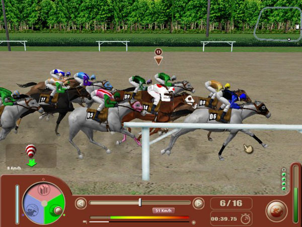 horse racing games play online