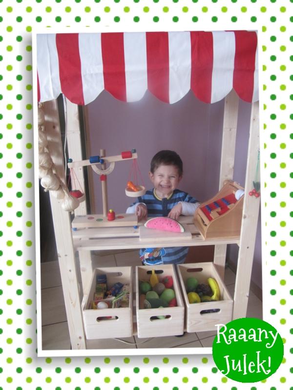 Raaany Julek Mini Market Zabawa Na D Ugie Godziny
