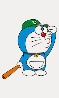 Cute wallpaper doraemon untuk android gratis