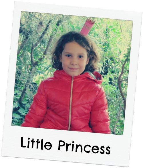 Mini-corona princesa