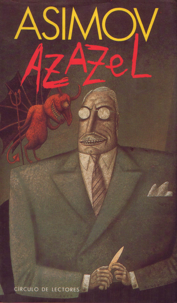 El Libro de Segunda Mano.: AZAZEL. Isaac Asimov - photo#32