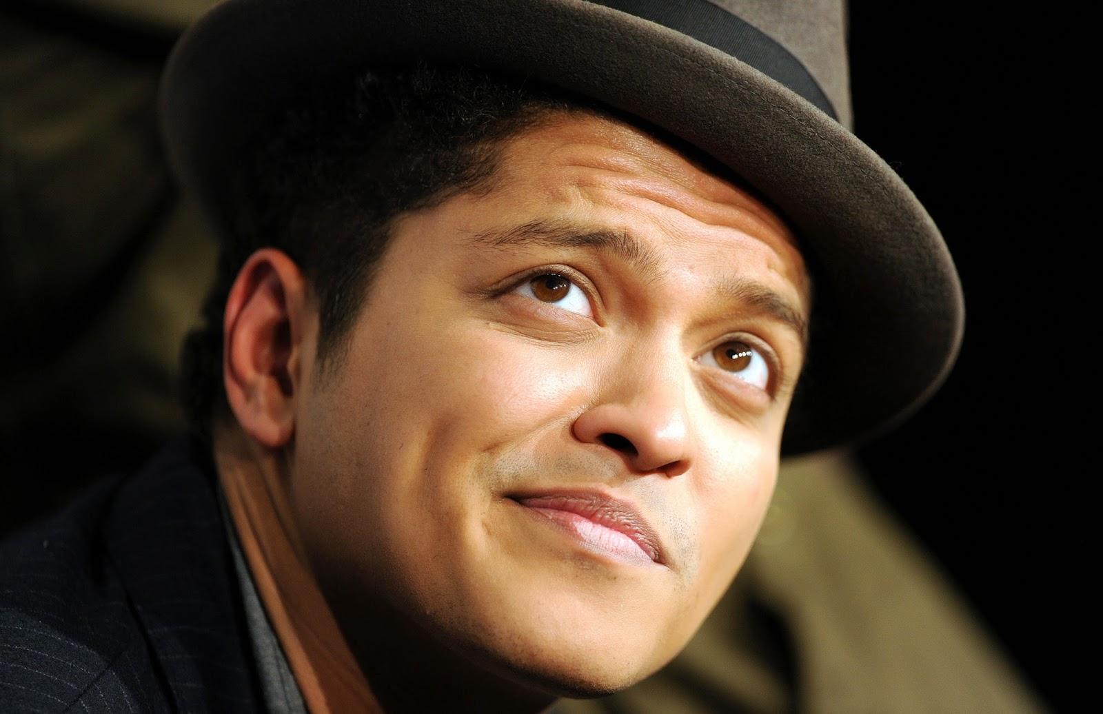 American Singer Bruno Mars Albums List