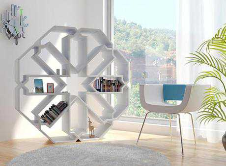 koolpiccs: amazing creative shelves