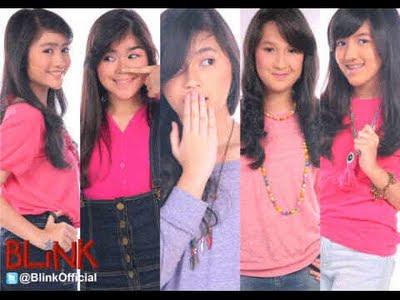 foto blink girlband
