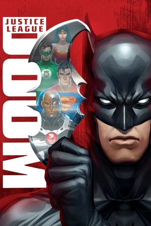 Poster Justice League: Doom 2012