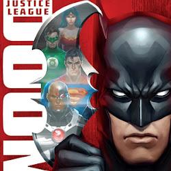 Poster Justice League: Doom 2012