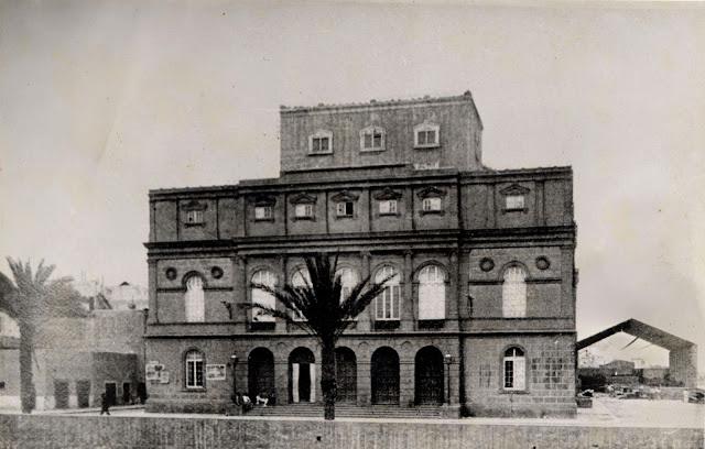 Imagen nº13 propiedad del archivo de fotografía histórica de la FEDAC/CABILDO DE GRAN CANARIA. Realizada en el año 1909 por D. Luis Ojeda Pérez.