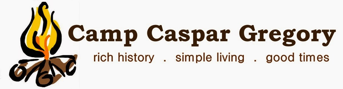 Camp Caspar Gregory