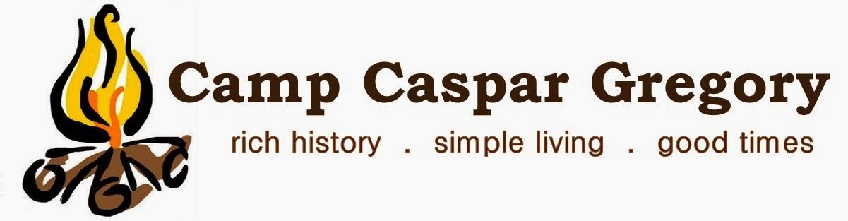 Camp Caspar Gregory