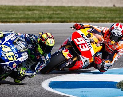 Klasemen Sementara MotoGP Usai GP Indianapolis, Amerika 2015