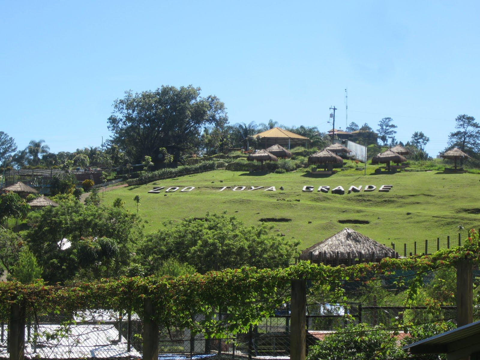 Joya Grande - Zoo