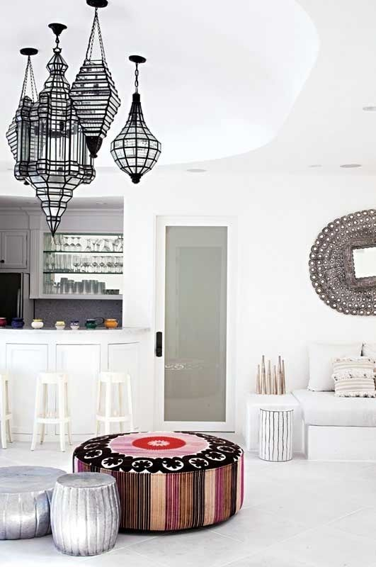 Moroccan Style Decor In Your Home Of Of Paper And Things Inspiration Board Modern Interiors