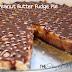 Peanut Butter Fudge Pie Nirvana