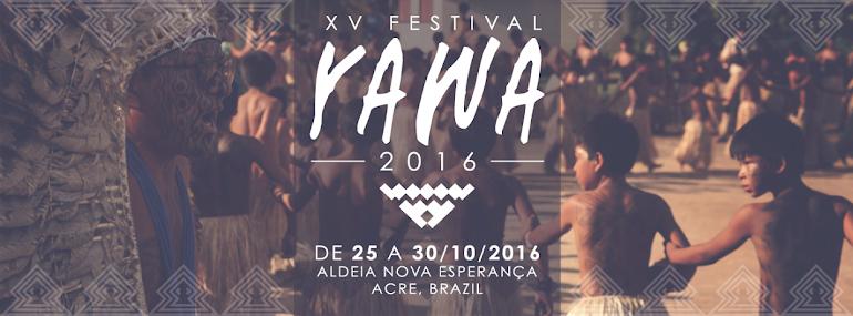 XV Festival Yawa - 2016
