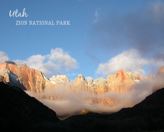National Park Honeymoon
