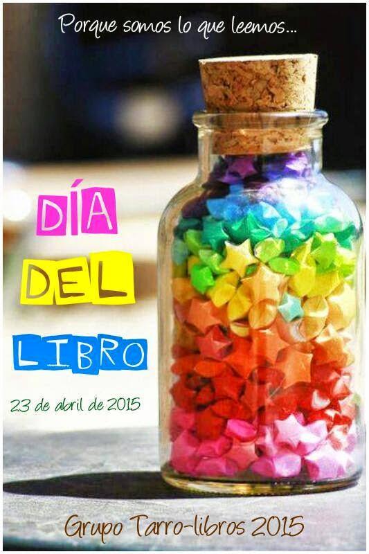 Feliz Día del Libro, Tarro Libros 2015