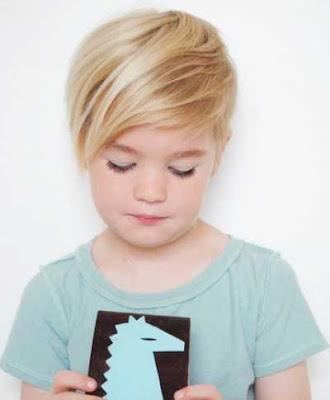 Model rambut pixy untuk anak perempuan 2016598