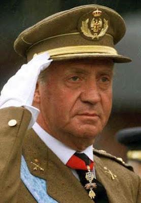 REI DE ESPANHA DEFENDEU OS MILITARES GOLPISTAS DE 1981