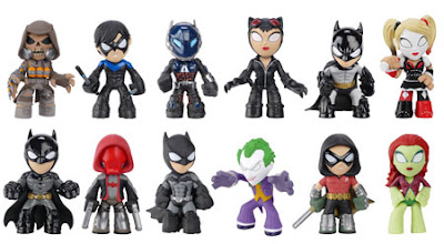 Batman: Arkahm Mystery Minis Blind Box Series by Funko