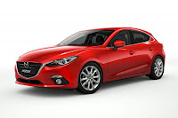 Mazda 3 (2014) Front Side